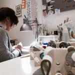 Laboratorio - Stefania Mairano creazioni in ceramica