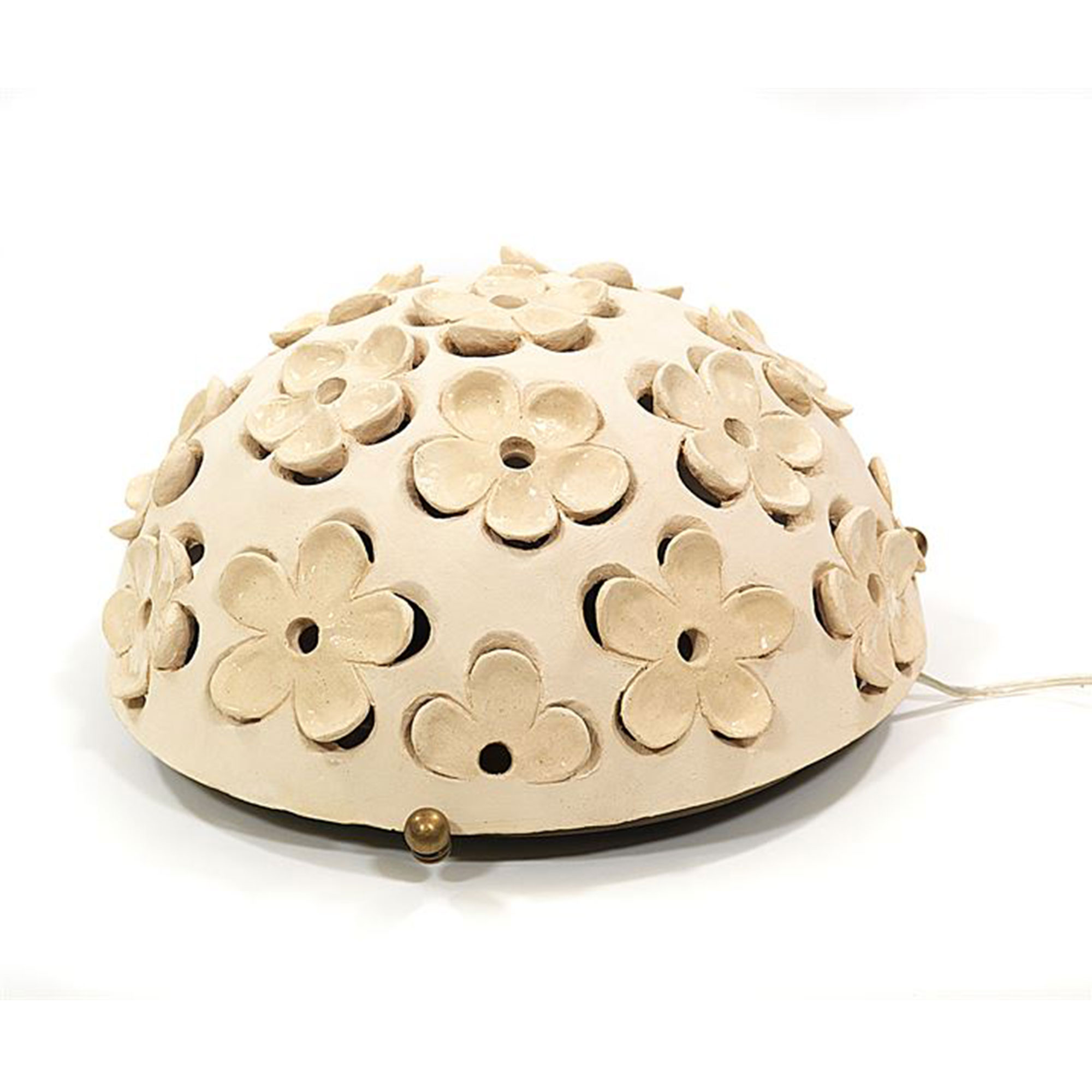 Lampade in ceramica - Stefania Mairano Creazioni in Ceramica