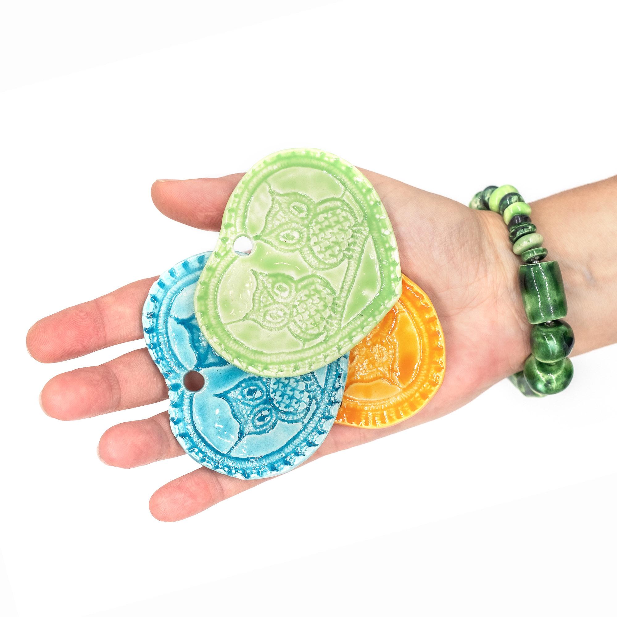 Oggettistica in ceramica - Stefania Mairano Creazioni in Ceramica