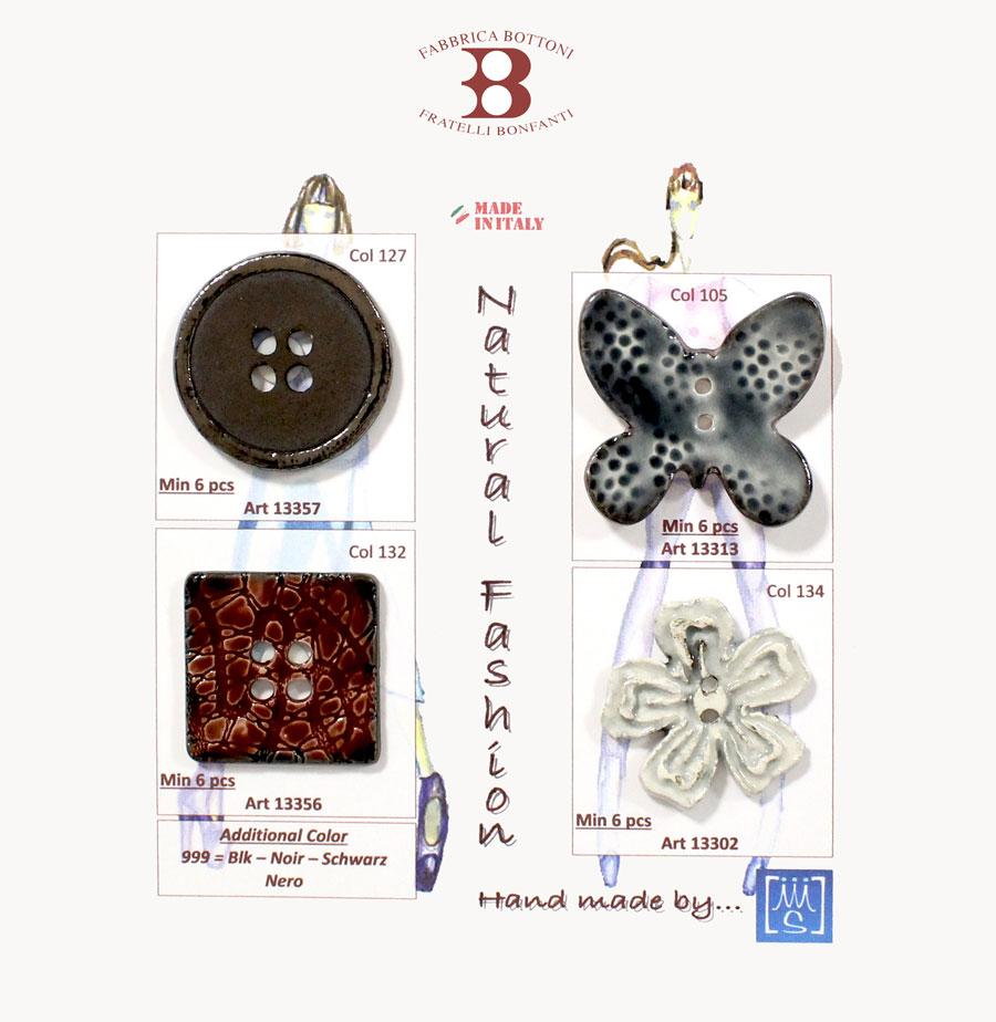 Catalogo Bottoni di Stefania Mairano per Fratelli Bonfanti