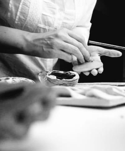 Laboratorio Stefania Mairano Creazioni in Ceramica